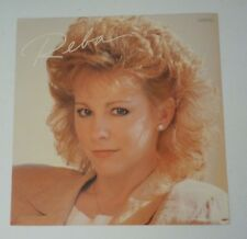 Reba McEntire Country Music LP Record Photo Flat 12x12 Poster