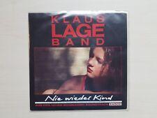 Klaus Lage Band  – Nie Wieder Kind (Single)