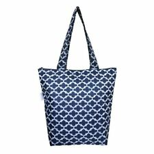 Sachi - Insulated Market Tote Moroccan Navy 27x38cm
