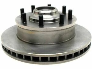 For 1987-1989 GMC R2500 Brake Rotor and Hub Assembly Front Raybestos 48687KN