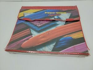 Vintage 1992 Trapper Keeper Designer Series Notebook Binder 90's Abstract
