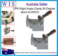 2/PK Corner Clamp 90° Right Angle Clamp Woodworking Vice Wood Metal Welding83819