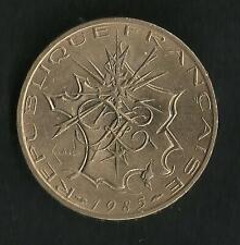 10 Francs Mathieu 1985 tranche A SPL