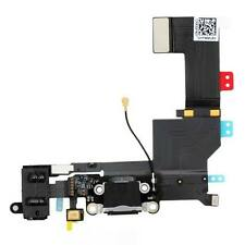 Connecteur de charge Charging Port Flex Cable iPhone 5S Noir
