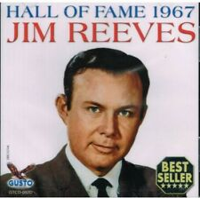 Jim Reeves - Hall of Fame 1967 [New CD]