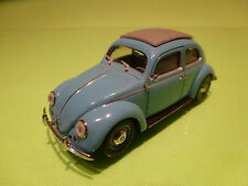 MINICHAMPS 1:43  - VOLKSWAGEN VW BEETLE  CABRIO TOP  - EXCELLENT CONDITION