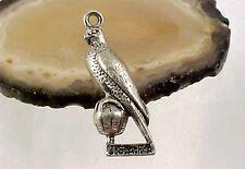 Vintage KinneySterling Silver FALCON BIRD U.S.A.C.A. Charm