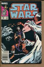 Star Wars #78 - Hoth Stuff! - 1983 (Grade 9.2)
