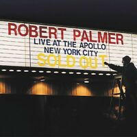 Robert Palmer - Live at the Apollo [New CD]