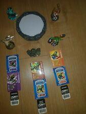 Figuras Skylanders Playstation 3 Portal Voodoo PRISMA BREAK Boomer Bolsa De Tarjetas