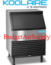 Manitowoc Koolaire Commercial Undercounter Ice Machine Kdf-0150A with Bin -New!