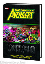 THE MIGHTY AVENGERS TAPA DURA OSCURO Reign 2011 - MARVEL