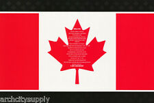 POSTER : PATRIOTIC: I'M A CANADIAN  - FLAG - FREE SHIPPING !   #9060 RAP136 A