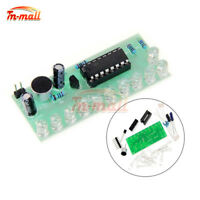 LED Voice-activated Water Light Kit Lantern Control Diy CD4017 Electronic Module