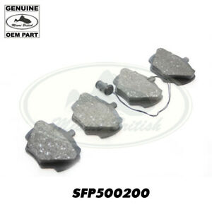 LAND ROVER REAR BRAKE PADS SET RANGE CLASSIC 89-94 STC9189 SFP500200 OEM