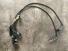 Contacteur/Mécanisme volet arrière droit de verrouillage de malle/coffre 206 CC