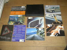 BMW 3 SERIES COMPACT E46 OWNERS MANUAL HANDBOOK PACK 2000 - 2004