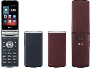 Flip LG Wine Smart2 H410 Android TouchScreen Big Keyboad 4G LTE WIFI Europe Asia