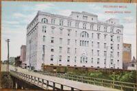 Minneapolis, MN 1910 Postcard: Pillsbury Flour Mills - Minnesota Min