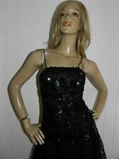 Sequin 1980s Vintage Dresses for Women