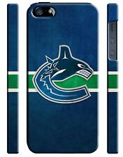 Vancouver Canucks Logo iPhone 4S 5S 5c 6 6S 7 8 X Plus SE Case Cover i4