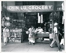 MANILLE c. 1950 - Chinese Grocery Philippines - DIV581