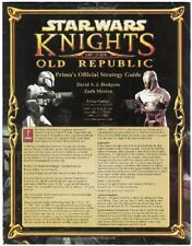 Star Wars: Knights of the Old Republic (Prima's Official Strategy Guide) by H…