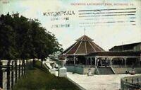 Scarce - Idlewood Amusement Park Richmond Virginia VA Abandoned In 1909 Postcard