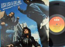 Lisa Lisa & Cult Jam ORIG OZ Promo LPNM '89 CBS R&B Hip Hop House Full Force