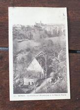 CPA Côte d'Or Bourgogne Semur en Auxois Vallée armençon et Moulin Dupin
