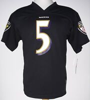 Fanatics BALTIMORE RAVENS #5 JOE FLACCO NFL Players Boys Jersey XL