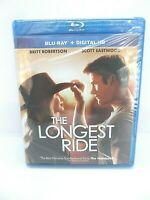 The Longest Ride Blu-Ray Digital HD Scott Eastwood Britt Robertson Alan Alda