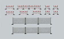 Faller 180435  Barrier fences, 460 mm  1:87