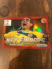 RADAMEL FALCAO COLOMBIA 2014 PRIZM WORLD CUP NET FINDERS RED 38/149 (SB-3)