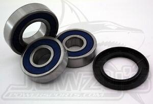 Rear Wheel Bearings and Seal Kit 20-0601 for Kawasaki