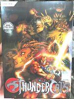 ThunderCats (1985 TV series) - Season 1&2 (Chapter 1 - 130 End) ~ 4-DVD SET ~
