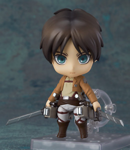 Attack on Titan Nendoroid Series 375 Eren Yeager by Goodsmile Company