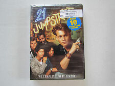 21 Jump Street: The Complete First Season (DVD, 2010) * JOHNNY DEPP * NEW