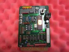 Part 1168 Pneumatic Cassette Elevator Board - Used