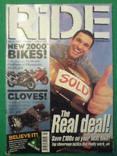 RIDE - THE REAL DEAL - March 2000