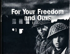 For Your Freedom and Ours : The Polish Army in the Second World War by Stawicki