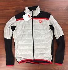 NEW Castelli Cross Preface Jacket Men's Large