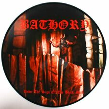 Bathory 'Under The Sign Of The Black Mark' Picture Disc Vinyl - NEW picture disk