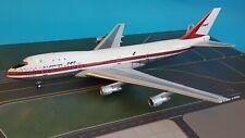 InFlight200 Boeing KC747 N1352B Demonstrator scheme with stand Ref: IFKC7470119P