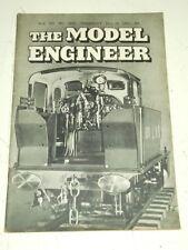 MODEL ENGINEER #2687 VOL 107, NOVEMBER 20TH 1952