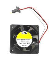 For Sanyo 9WF0624H4D04 60*60*25mm 24V 0.15A Cooling Fan w/ Fanuc 3pin Plug