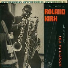 ROLAND KIRK Introducing Roland Kirk ARGO RECORDS 669 Sealed Vinyl Record LP