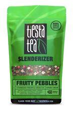 Herbal Tea Slenderize Blackberry Pinapple Papaya Green Tea 1.6 Oz. LOT OF 4