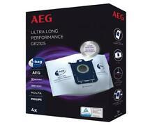 4 Original Staubbeutel Anti Allergy passend für AEG-Electrolux AJM 6820 JetMaxx