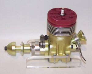 New-Never Run Yellow Jacket .61L Spark Ignition Model Airplane Engine